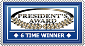 Ford Presidents Award Winner