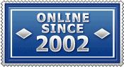 Online since 2002