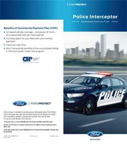 Police Car ESP