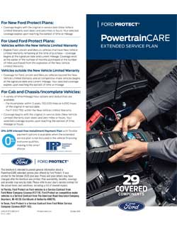 PowertrainCARE Brochure