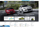 Ford Main website